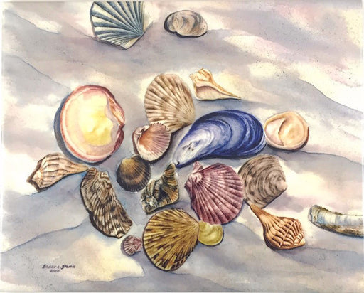 Tile - Beach Shells