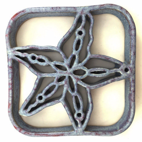 Trivet - Starfish - Sunrise