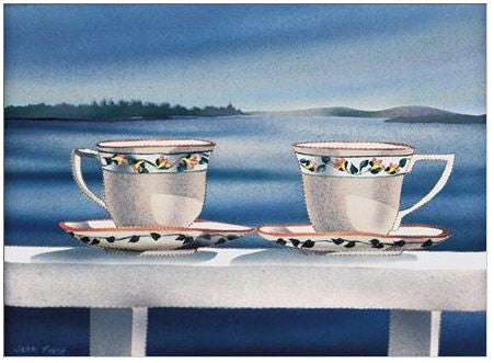 Gift Enclosure Card - Two of Cups - 199