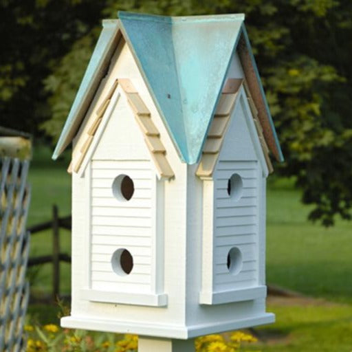 Bird House - Victorian Mansion