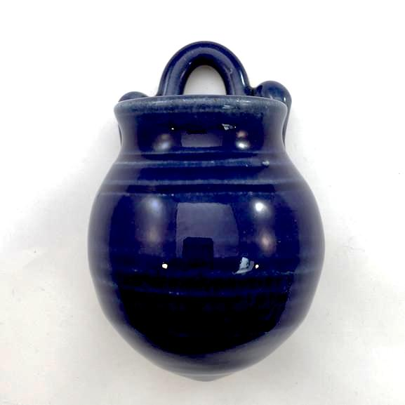 Weed Pot - Dark Blue