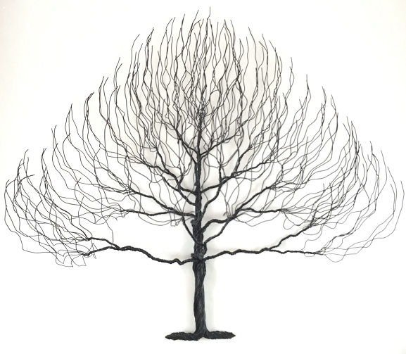 XXL Regular Wire Tree - Black