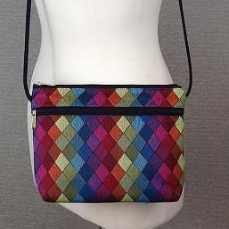 Purse - Zipper Purse - Jewel