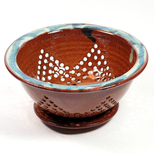 Berry Bowl - Star Pattern - Marcia