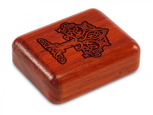 Secret Box - Laser Art - Tree of Life - Padauk - 1/2x1 1/2x2 - SC0271-184