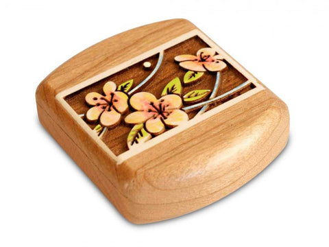 Secret Box - Cherry Blossom Design - Cherry - 1/2x2x2 - SC2251-P3