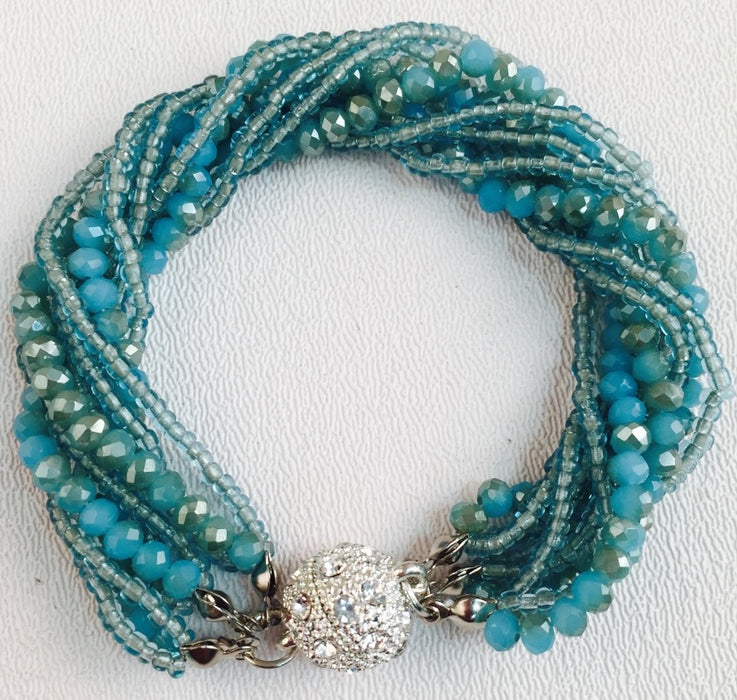 Bracelet - Athena - Sea Blue