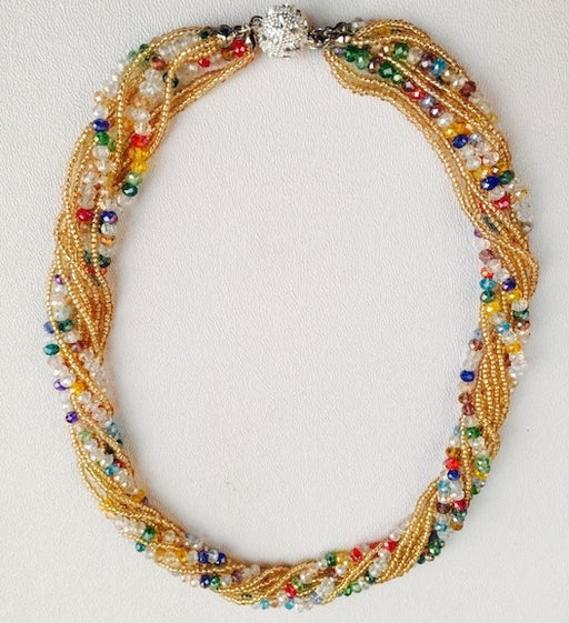Necklace - Athena - Multi