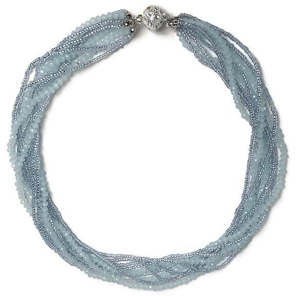 Necklace - Athena - Ice