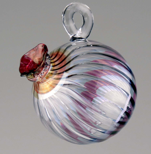 Mini Hummingbird Feeder - Striped