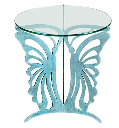 Table - Butterfly - Painted Steel