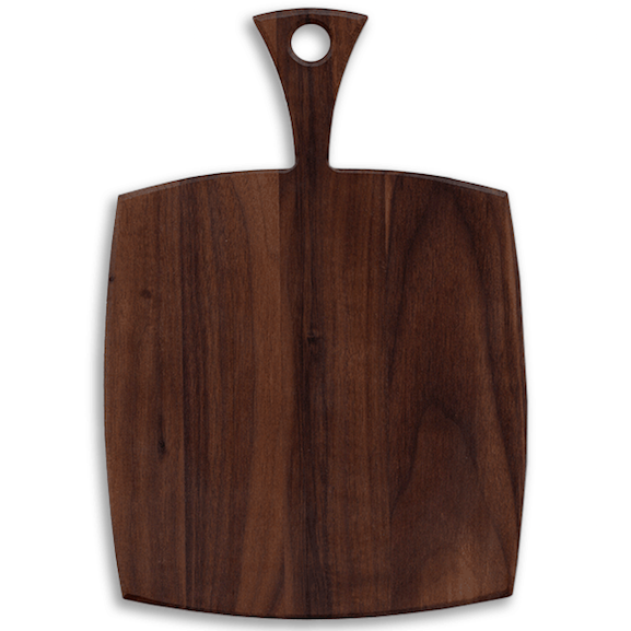 Cheese Board - Paddle Board - Walnut