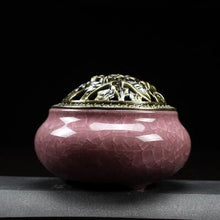 Ceramic Coil Incense Burner - JustLiveHappyLife