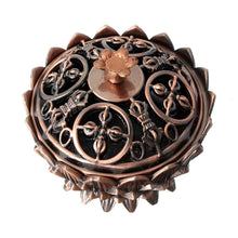 Lotus Incense Burner - JustLiveHappyLife