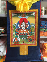 Tibetan Buddhism Four-armed Avalokitesvara Thangka