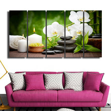 Canvas Painting Home Decoration Bamboo - JustLiveHappyLife