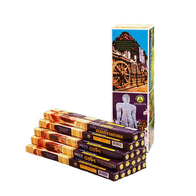 Authentic Tibetan Incense Sticks Sandalwood 5/10/15/20/25 Boxes - JustLiveHappyLife