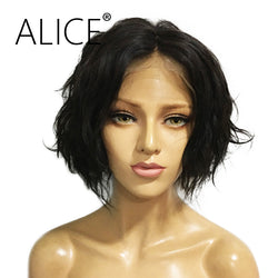 Haute Hair Wet And Wavy 360 Lace Frontal Wig With Baby Hair Brazilian Remy Hair Wigs For Women