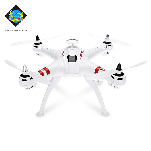 ZONE OF DRONE BAYANGTOYS X16 Camera Drone GPS Brushless RC Quadcopter RTF Geomagnetic Headless Mode / Altitude Hold / Automatic Return
