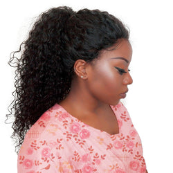 Haute Hair 360 Lace Frontal Wigs For Women Human Hair Wigs With Baby Hair