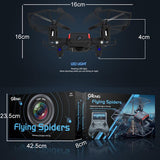 ZONE OF DRONE Gteng  FPV mini drone  with camera HD Quadrocopter Remote
