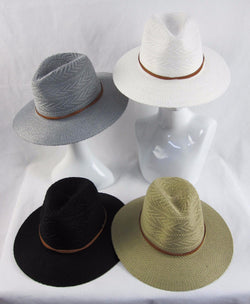 Hot New Fashion Summer Casual Unisex Wide Brim Beach Sun Straw Hat,  Floppy Bohemia Hat