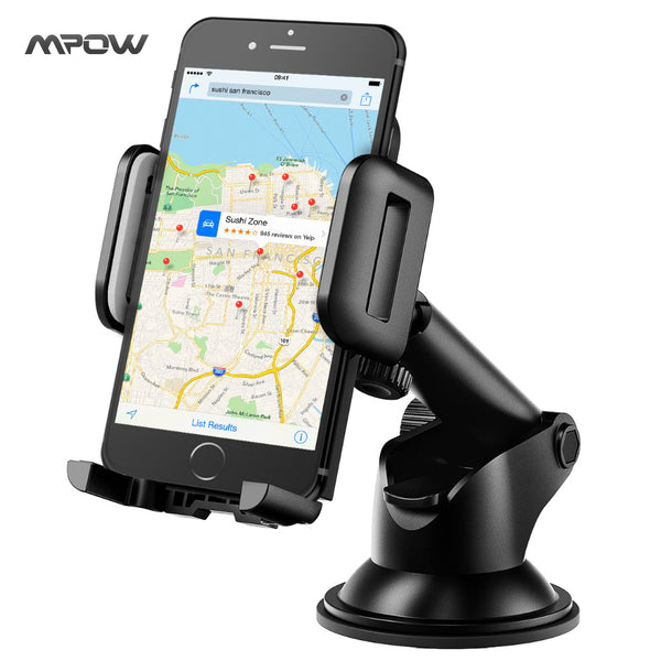Adjustable Dashboard Cellphone Mount Holder Strong Sticky Gel Pad 360 degree Rotation Car phone holder for cell phones