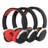 New Folder Headphone Portable Bluetooth Headset Sport Earphone with Mic Pedometer Earbud Case for Phone PC TV