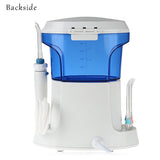 Power Floss Electric Oral Teeth and Dental Water Flosser Dentistry Power Floss Irrigator with Jet Cleaning  For Oral Hygiene