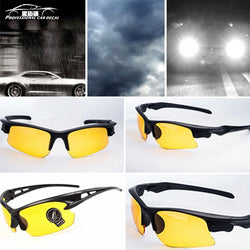 HD Night Vision Or Night Driving Eyewear For Men Women and  UV400 Sunglasses Night Driving Eyewear