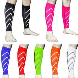 Outdoor Sports  Leg Socks  Men's and Women's Sports or Cycling Leggings, Basketball Soccer Marathon Running Leggings