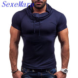 Sexemara 2017 Polo Shirt Men Brand Clothing Plus Size Short Cotton Slim Breathable Casual Polos Clothing