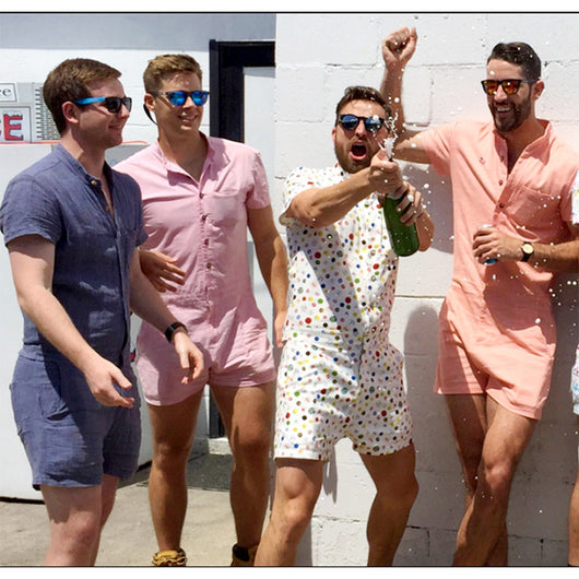 87dd7e0c944b ... fashion mens Stretch Jumpsuit male short sleeve Rompers short cargo  pants summer single breasted tops zipper ...