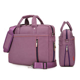 Jacodel Business Laptop Handbags Bag Woman Laptop Briefcase Bag for Laptop 17 inch Cover Macbook Pro Retina case
