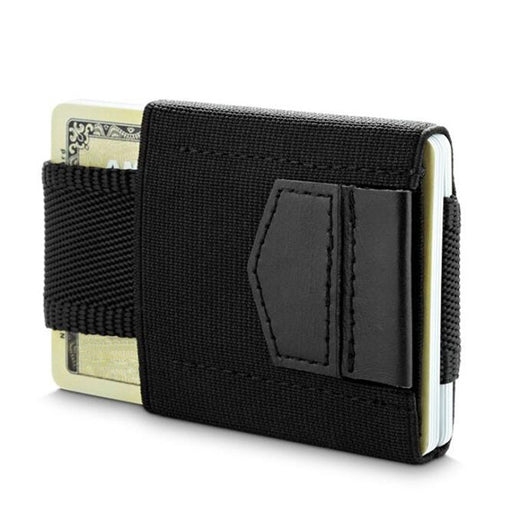 Minimalist Slim Wallet for Men or Women Mini Wallets Drivers License ID Organizer  Credit Card Holder