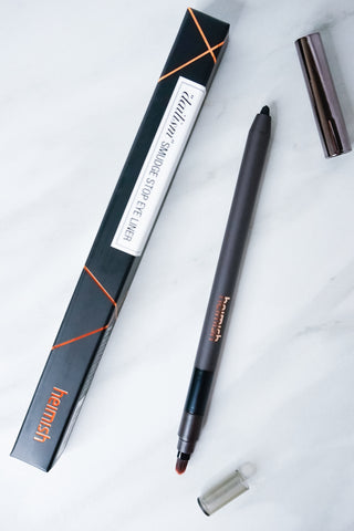 Makeup - Heimish Dailism Smudge Stop Eye Liner - 03 Chocolate Black