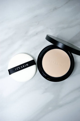 Makeup - It's Skin It's Top Professional Touch Finish Powder Pact