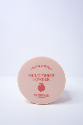 Makeup - Skinfood Peach Cotton Multi Finish Powder