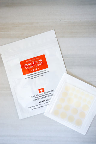 Skincare - Cosrx Acne Pimple Master Patch - 1 Sheet (24 Patches)