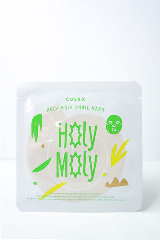 Skincare - Cosrx Holy Moly Snail Mask
