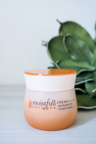 Skincare - Etude House Moistfull Collagen Cream
