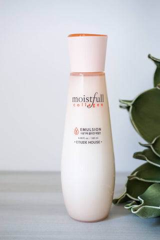 Skincare - Etude House Moistfull Collagen Emulsion