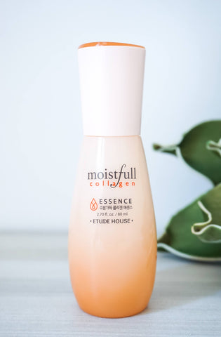 Skincare - Etude House Moistfull Collagen Essence