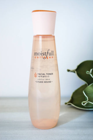 Skincare - Etude House Moistfull Collagen Facial Toner