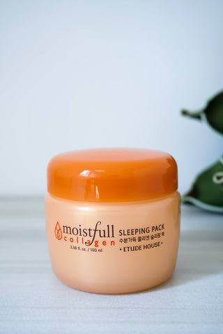 Skincare - Etude House Moistfull Collagen Sleeping Pack