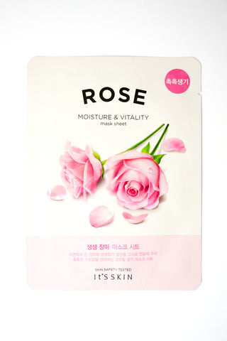 Skincare - It's Skin The Fresh Mask Sheet - Rose