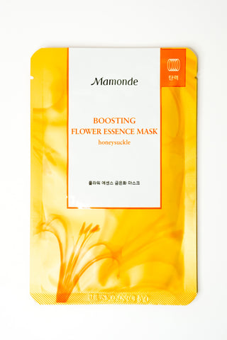 Skincare - Mamonde Flower Essence Mask - Honey Suckle