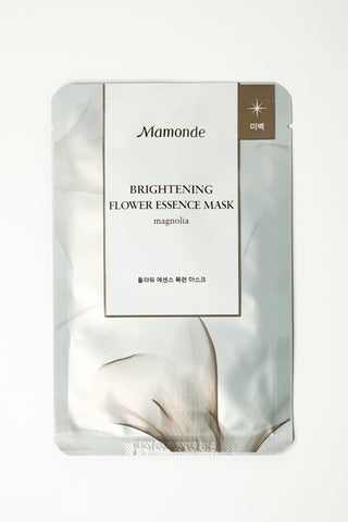 Skincare - Mamonde Flower Essence Mask - Magnolia