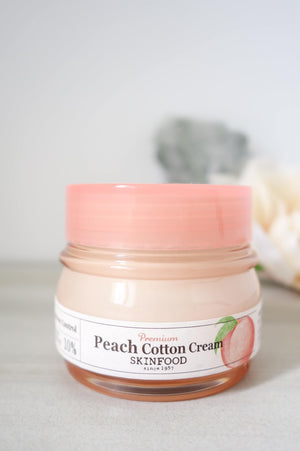 Skincare - Skinfood Premium Peach Cotton Cream