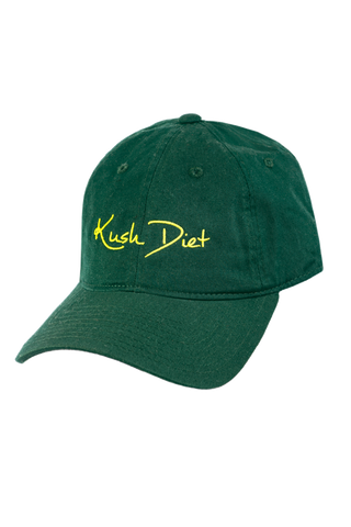 Forest Green Dad Hat